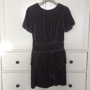 Velvet dress, Jacob